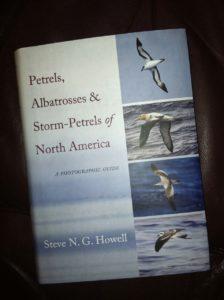 Petrels, Albatrosses & Storm-Petrels of North America cover