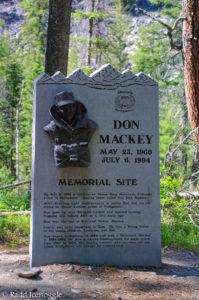 Don Mackey Memorial